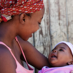 African mother with baby girl representing women's health around the world | CU Medicine OB-GYN East Denver (Rocky Mountain)